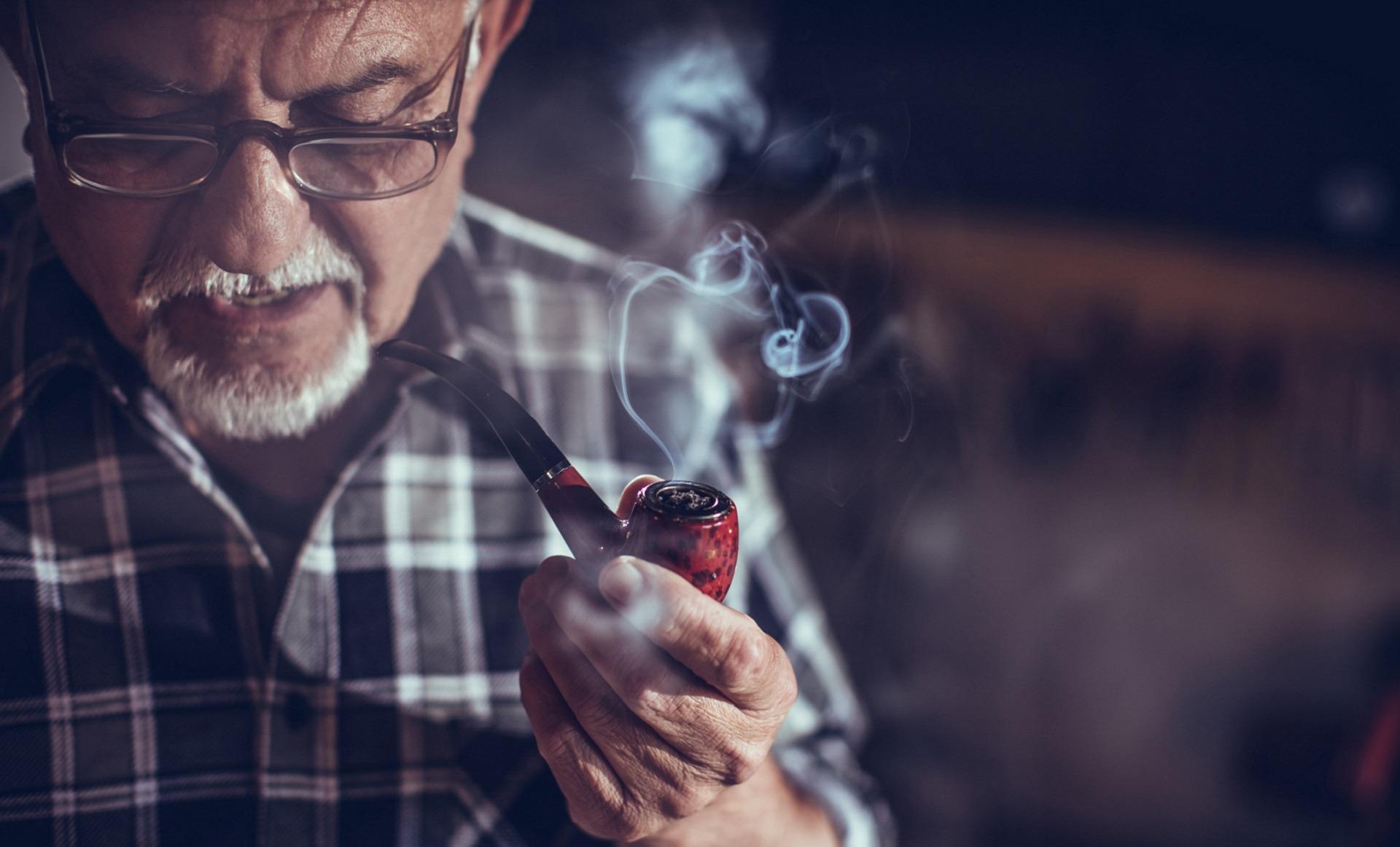 Rauchen in den eigenen vier Wänden