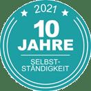 Kirchner Inmobilien Essen - 10 Jahre Siegel